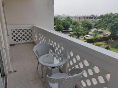 Gallery Cover Image of 1931 Sq.ft 3 BHK Apartment for rent in DLF New Town Heights 3, Sector 91 for 28000