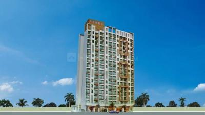Gallery Cover Image of 690 Sq.ft 1 BHK Apartment for buy in Sunshine Solaris, Virar West for 3000000