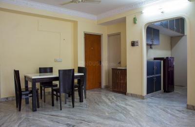 Dining Room Image of 202 Hemanth Spandana in Marathahalli