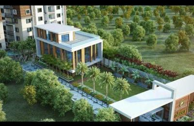 Gallery Cover Image of 1292 Sq.ft 2 BHK Apartment for buy in Fortune Green Golden Oriole, Puppalaguda for 6460000