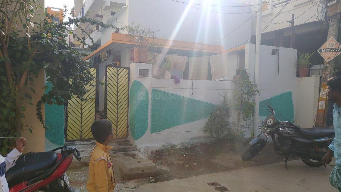 Building Image of 900 Sq.ft 1 BHK Independent House for buy in Amberpet for 6000000