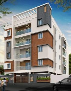 Gallery Cover Image of 1334 Sq.ft 3 BHK Independent Floor for buy in Vignana Kendra for 7400000