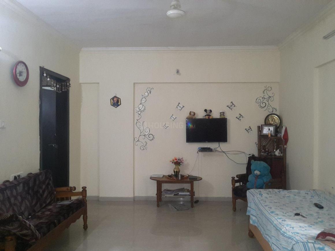 Living Room Image of 950 Sq.ft 2 BHK Apartment for rent in Karve Nagar for 16000