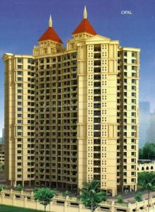 Gallery Cover Image of 900 Sq.ft 2 BHK Apartment for rent in Cosmos Cosmos Jewels, Thane West for 20000