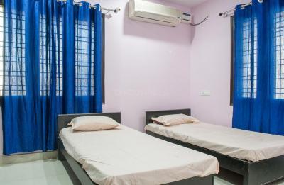 Bedroom Image of 2bhk (301) In Navaneeth Apartment in Yousufguda