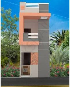 Gallery Cover Image of 500 Sq.ft 1 BHK Independent Floor for buy in Bada Bangarda for 1400000