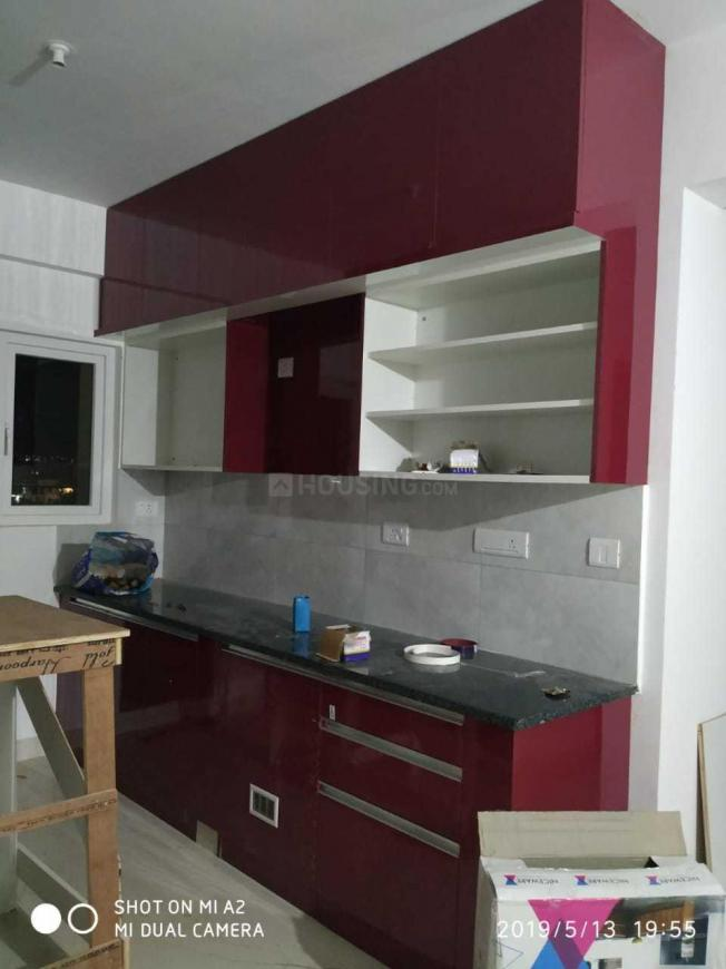 Kitchen Image of 1335 Sq.ft 2 BHK Apartment for rent in Electronic City for 19000