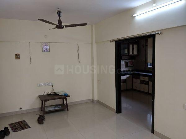 Living Room Image of 580 Sq.ft 1 BHK Apartment for rent in Thane West for 20000