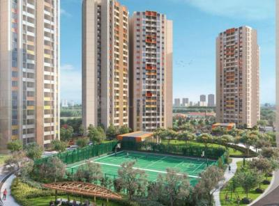 Gallery Cover Image of 640 Sq.ft 1 BHK Apartment for buy in Shapoorji Vanaha, Bavdhan for 3900000