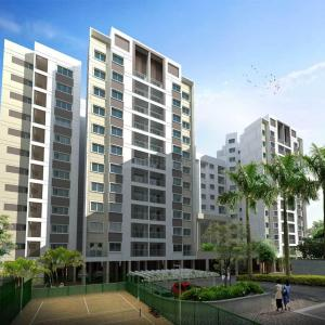 Gallery Cover Image of 1600 Sq.ft 3 BHK Apartment for rent in Thanisandra for 26000