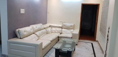 Gallery Cover Image of 1500 Sq.ft 3 BHK Apartment for rent in Madhura Nagar for 45000