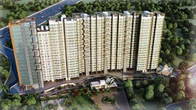 Gallery Cover Image of 1050 Sq.ft 2 BHK Apartment for buy in Aadi Allure Wings A To E, Bhandup East for 15200000