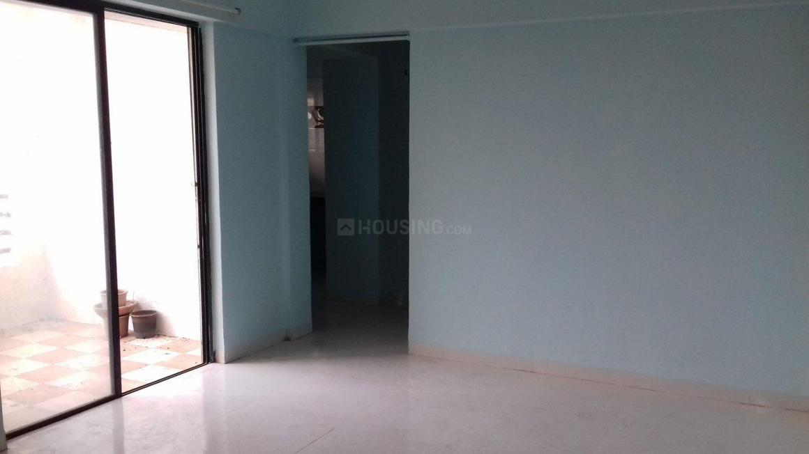 Living Room Image of 625 Sq.ft 1 BHK Apartment for rent in Wadgaon Sheri for 12500