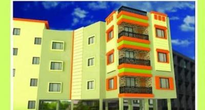 Gallery Cover Image of 1161 Sq.ft 3 BHK Apartment for buy in Sai Ram Saraswati Abasan, Baranagar for 4063500