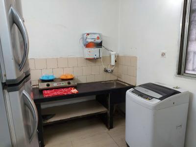 Kitchen Image of New Girls PG in Viman Nagar