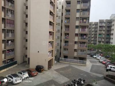 Gallery Cover Image of 660 Sq.ft 1 RK Apartment for rent in Atlantica E, Casa Rio, Palava Phase 1 Nilje Gaon for 9500