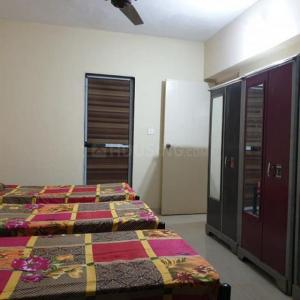 Bedroom Image of The Habitat Mumbai in Vikhroli West