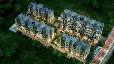 Gallery Cover Image of 843 Sq.ft 2 BHK Apartment for buy in Hinjewadi for 4200000