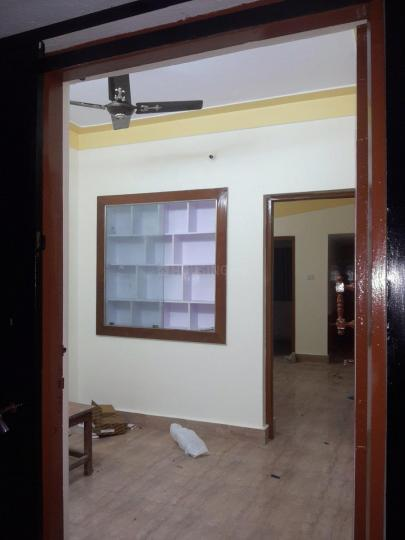 Main Entrance Image of 900 Sq.ft 2 BHK Independent Floor for rent in Murugeshpalya for 20000