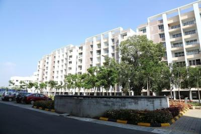 Gallery Cover Image of 620 Sq.ft 1 BHK Apartment for buy in Purva Windermere, Pallikaranai for 3600000