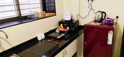 Kitchen Image of Casa Boutique Stays PG in Wadgaon Sheri