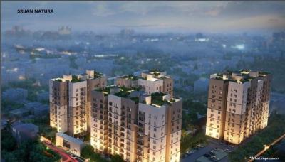 Gallery Cover Image of 1192 Sq.ft 3 BHK Apartment for buy in Behala for 6300000