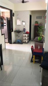 Gallery Cover Image of 1300 Sq.ft 2 BHK Apartment for rent in Kopar Khairane for 34000