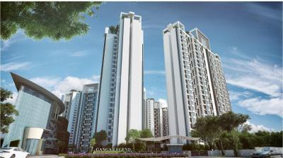 Gallery Cover Image of 687 Sq.ft 1 RK Apartment for buy in Ganga Legend County, Bavdhan for 5600000