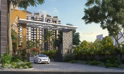 Gallery Cover Image of 607 Sq.ft 1 BHK Apartment for buy in Camp for 3500000