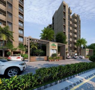 Gallery Cover Image of 1143 Sq.ft 2 BHK Apartment for rent in Sai Green Valley 2, Bopal for 12000