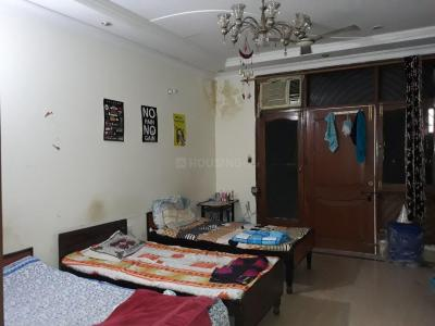 Bedroom Image of Nimanshoo PG in Sector 36