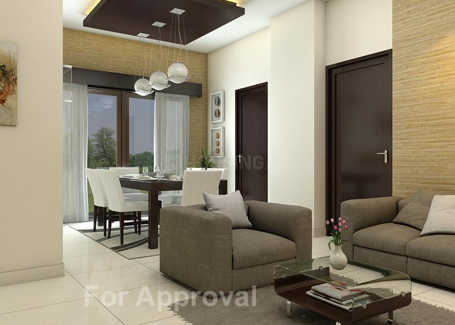 Living Room Image of 1518 Sq.ft 3 BHK Apartment for buy in Mannivakkam for 5464000