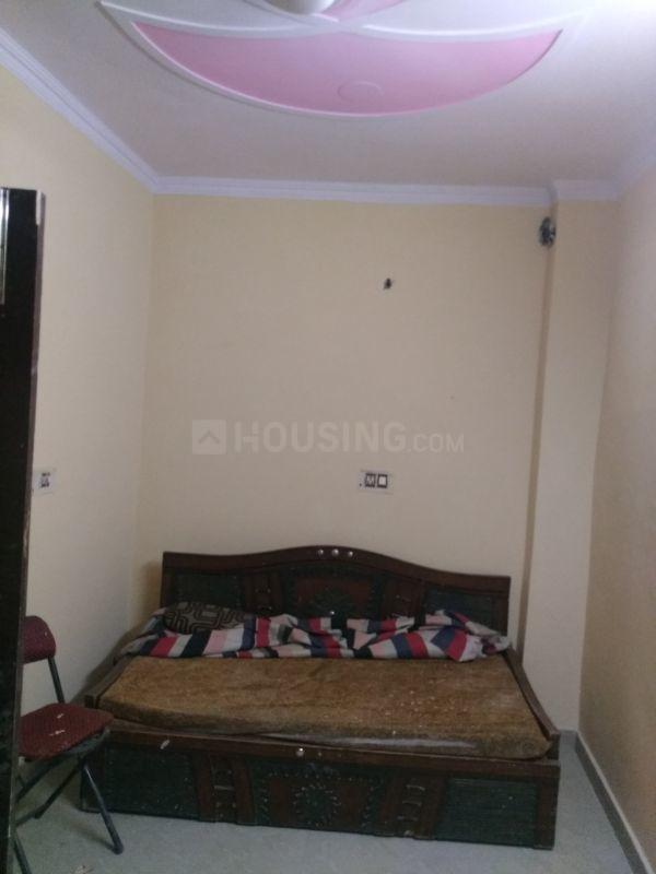 Bedroom Image of 400 Sq.ft 1 BHK Independent Floor for rent in Bindapur for 9500