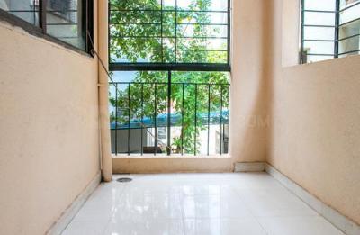 Balcony Image of Visnu Residency Appartments B106 in Whitefield