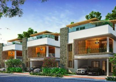 Gallery Cover Image of 5135 Sq.ft 4 BHK Villa for buy in Bandlaguda Jagir for 66400000