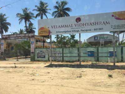 Gallery Cover Image of  Sq.ft Residential Plot for buy in Nariyambakkam for 620000