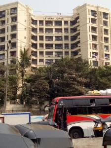 Gallery Cover Image of 570 Sq.ft 1 BHK Apartment for rent in Malad East for 24000
