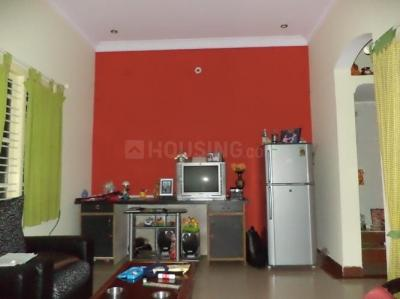 Gallery Cover Image of 450 Sq.ft 1 BHK Independent Floor for rent in Kattigenahalli for 7500