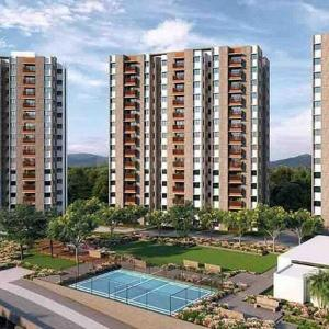 Gallery Cover Image of 1079 Sq.ft 2 BHK Apartment for buy in Mahindra Lakewoods, Mahindra World City for 4586829