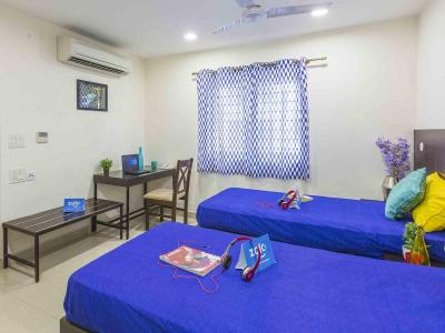 Bedroom Image of Zolo Nobel in Palam Vihar Extension