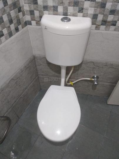 Common Bathroom Image of 250 Sq.ft 1 RK Independent Floor for rent in RMV Extension Stage 2 for 7000