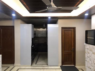 Gallery Cover Image of 1000 Sq.ft 2 BHK Independent Floor for rent in Saket for 45000