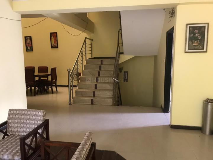 मनेसार में पीजी में लिविंग रूम की तस्वीर