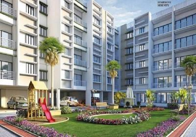 Gallery Cover Image of 1093 Sq.ft 3 BHK Apartment for buy in Ramchandrapur for 3825500