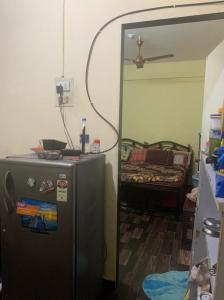 Kitchen Image of 1bhk Fully Furnished Apartment Female Flatmates Required in Andheri East