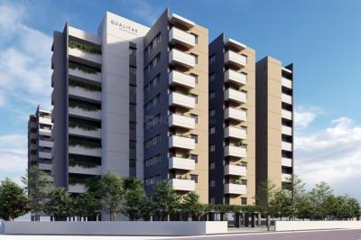 Gallery Cover Image of 1675 Sq.ft 3 BHK Apartment for buy in Qualitas Nestilo, Tellapur for 6700000