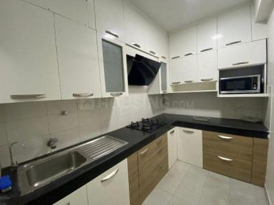 Gallery Cover Image of 1450 Sq.ft 3 BHK Apartment for rent in Uniworld City Frisco, New Town for 45000