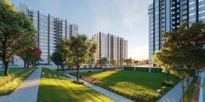 Gallery Cover Image of 609 Sq.ft 1 BHK Apartment for buy in Embassy Edge, Devanahalli for 3900000