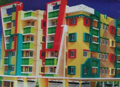 Gallery Cover Image of 839 Sq.ft 2 BHK Apartment for buy in Madhyamgram for 1848000