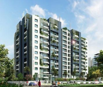 Gallery Cover Image of 1210 Sq.ft 2 BHK Apartment for buy in Visalakshi Prakruthi, Kothanur for 6266900